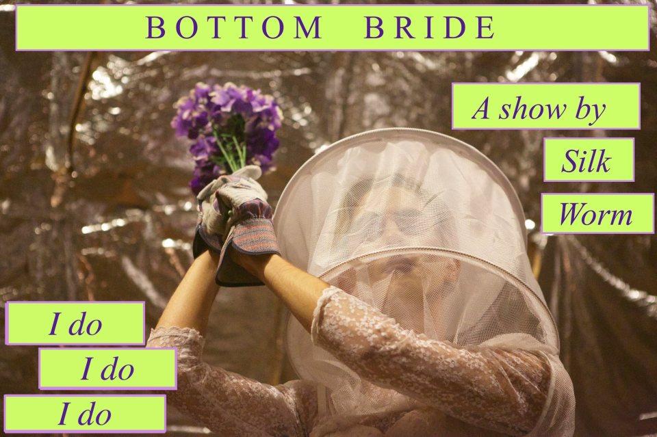 generic bottom bride flyer